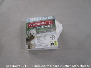 K9 advantix II