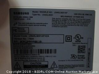 Samsung  Defective See Pictures