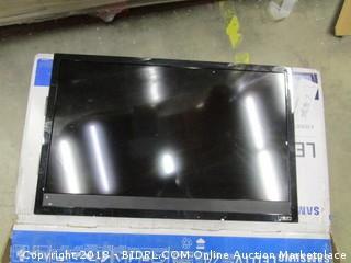 VIZIO Samsung LED TV Power On ,  Cracked TV