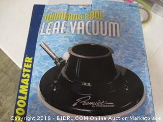 Pool Leaf Vaccum