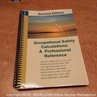 Occupational Safety Calculations: A Professional Reference