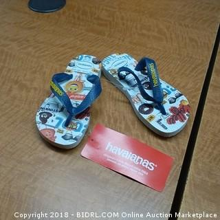 Kids Sandals 11/12C