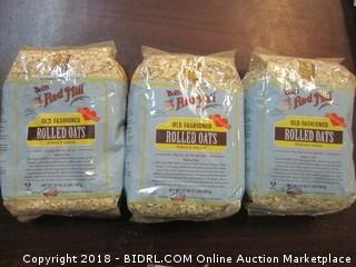Old Fashioned Rolled Oats Whole Grain