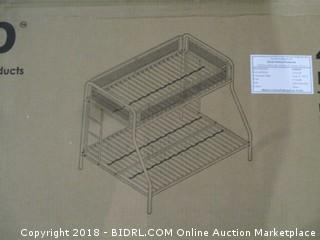 dHp Rockstar Twin over Full Bunk Bed
