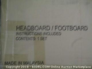 Signature Headboard/Footboard