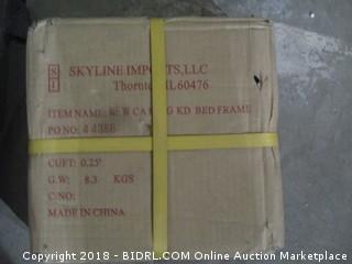 Skyline Furniture Bed Frame