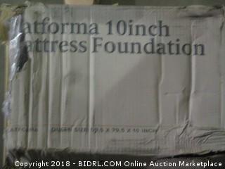 10inch Mattress Foundation