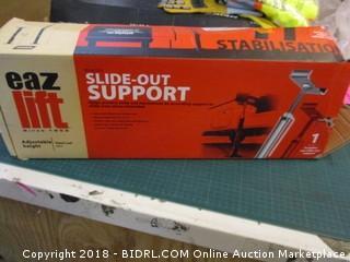eaz Lift Slide Out Support