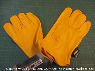 Deer Skin Gloves