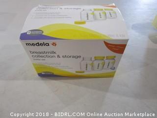 Medela Breastmilk collection & Storage