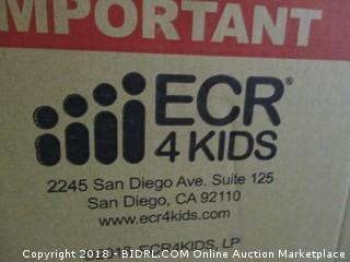 ECR 4 Kids 10 Drawer Mobile Organizer  Incomplete Set