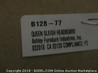 Queen Sleigh Footboard/Headboard