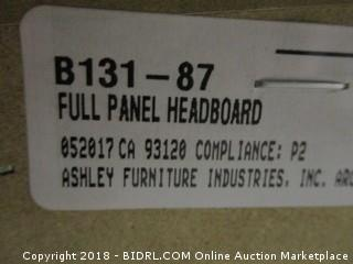 Full Panel Headboard