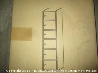 5 Door Utility Shelf
