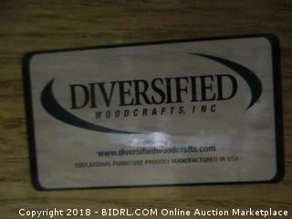 Diversified table