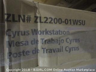 Z Line Design Cyrus Workstation