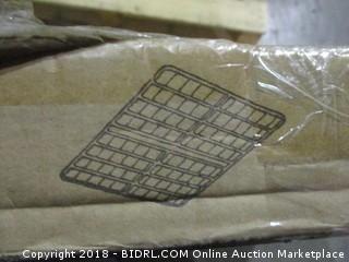 Signature Sleep Ultra Steel Bunkie Board with Premium Metal Frame Design twin