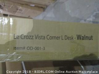 Le Crozz Vista Corner L Desk