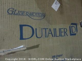 Glide R Motion Dutailier Damaged See Pictures