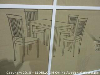 Coaster 5- Piece Dining Set