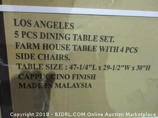 Coaster 5- Piece Dining Set