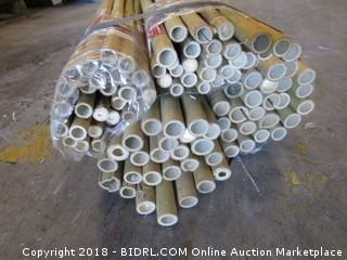 6' Bamboo Decorative Poles
