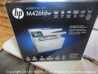 HP Laserjet Pro MFP Printer
