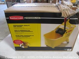 Rubbermaid Professional Quality Mop Bucket