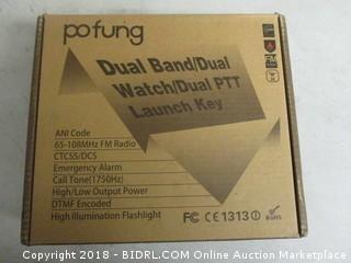 Dual Band Radio
