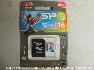 16 GB Memory Card