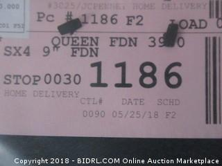 Queen Box Spring MSRP $350.00