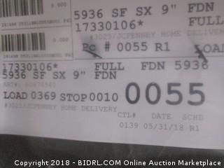 Full Box Spring MSRP &260.00