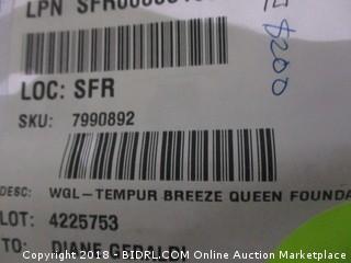 Queen Box Spring $200.00