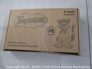 Cat Temptation Snacks