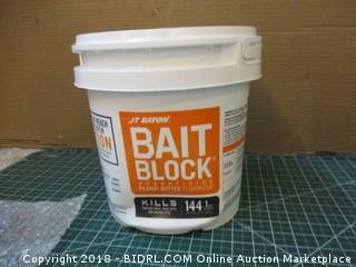 JT Bait Block Rodenticide Peanut Butter Flavorizer