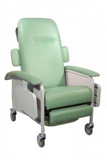 Drive Medical Clinical Care Geri Chair Recliner, Jade (Retail $646.00)