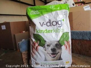 V-Dog Kinder KIbble for Adult Dogs