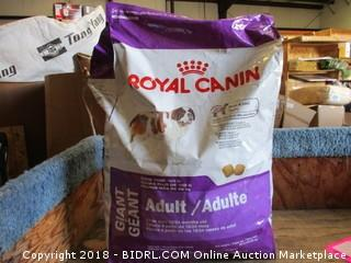 Royal Canin Giant Dog Food 35lbs
