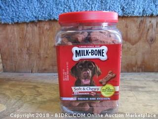 Milk Bone Soft and Chewy Dog Treats