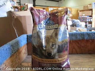 Blue Buffalo Rocky Mountain Recipe w/ Red Meat 22lbs