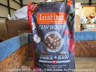 Instinct Raw Boost Dog Food 20lb