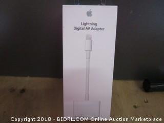 Lighting Digital AV Adapter