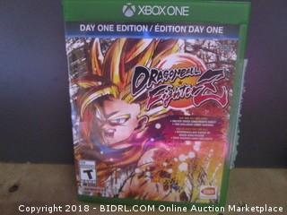 Xbox One Dragon Ball Z