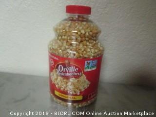 Orville Popcorn