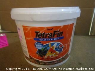 Tetra Fin Goldfish Flakes