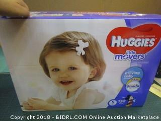 Huggie Diapers