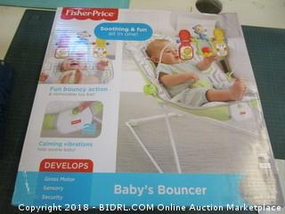 Fisher Price Babys Bouncer