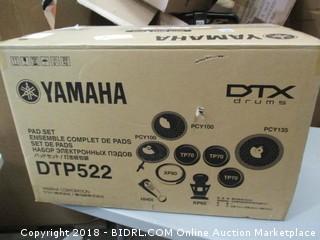 Yamaha DTX Drums Pad Set DTP522