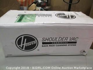 Hoover Shoulder Vacuum