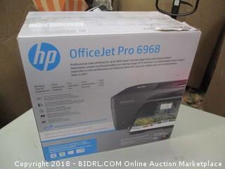 Office Jet Pro 6968 Printer